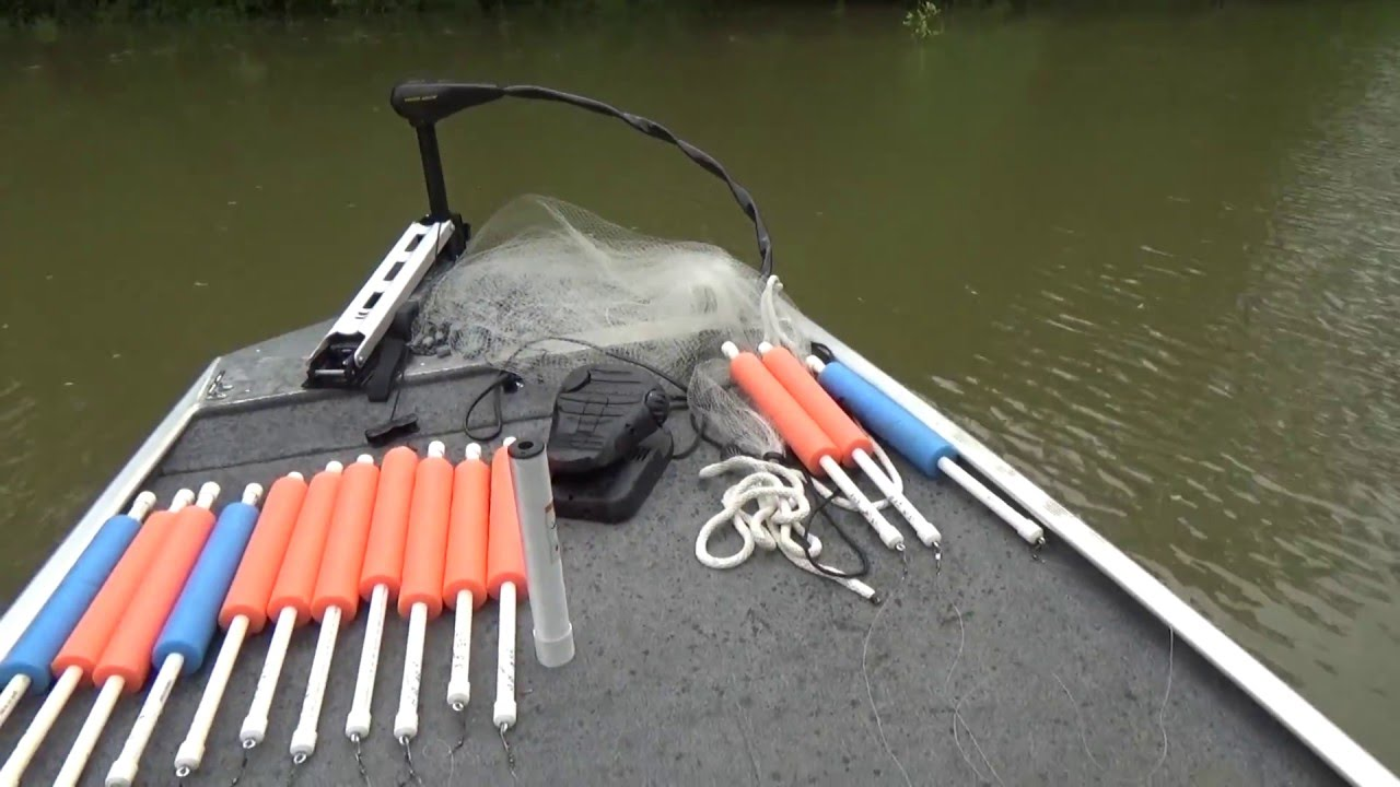 Catfish fishing with jugs on the tombigbee river in for Best catfish rig for bank fishing