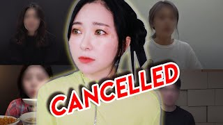 Korean YouTubers Are Getting Cancelled for This..