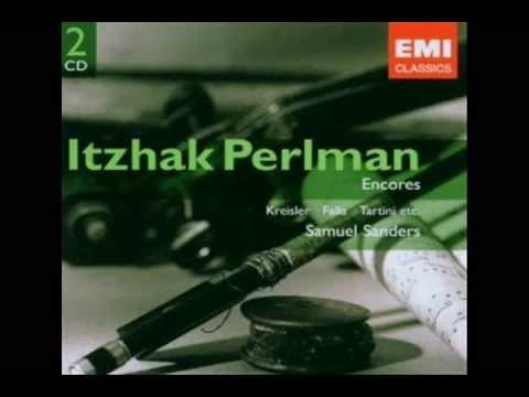 Itzhak Perlman - Marguerite (Daisies) - Rachmaninoff