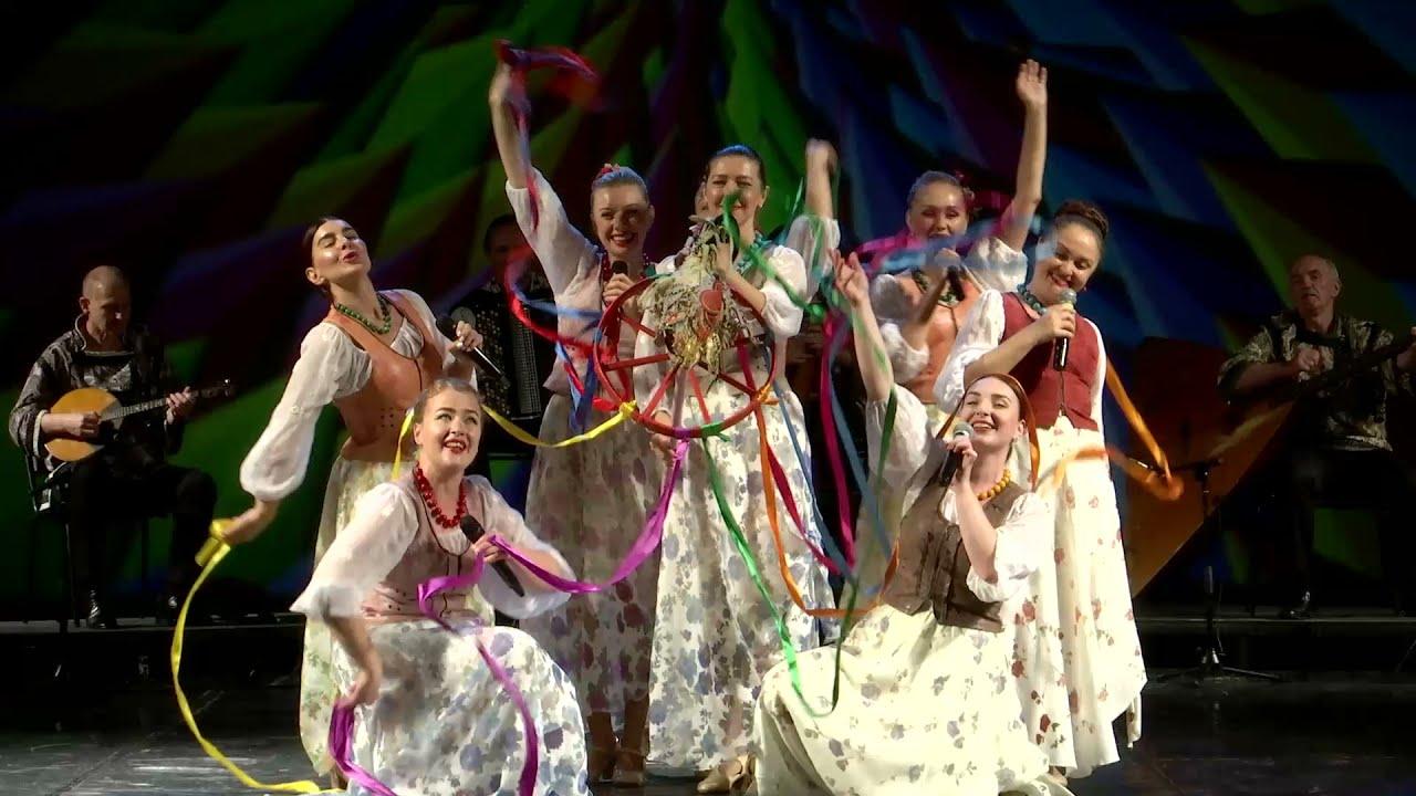 Ансамбль казачьей песни «Любо» в проекте «Музыкальная радуга on-line»