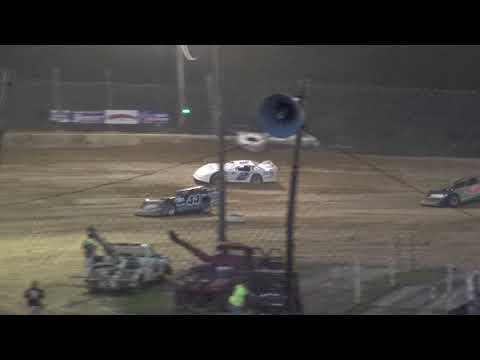 Moler Raceway Park | 7/27/18 | Buckeye Late Model Dirt Week | Heat 3