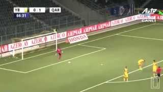 Young Boys 0-1 Qarabag FK Richard Almeida GOAL 20.08.2015