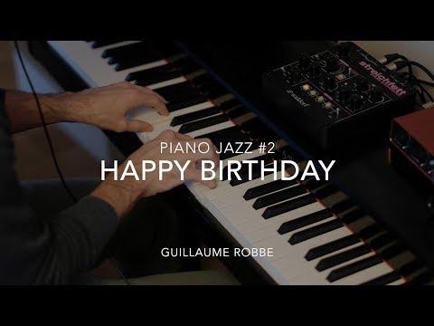 PIANO JAZZ #2 - HAPPY BIRTHDAY