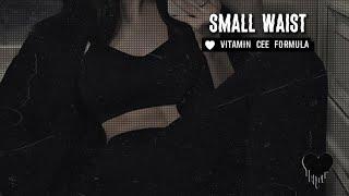 Smaller Waist   Flat Stomach || Subliminal Affirmations