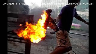 ТЕРАКТ В ТЦ Зимняя Вишня   Кемерово Видео с камер наблюдения, начало пожара! более 400 погибших