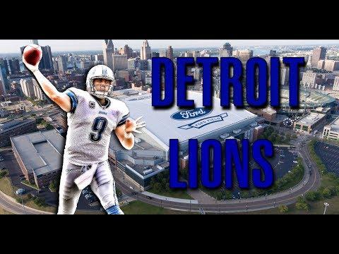 """Detroit Lions 2017-18 Pump Up """"Unstoppable"""""""