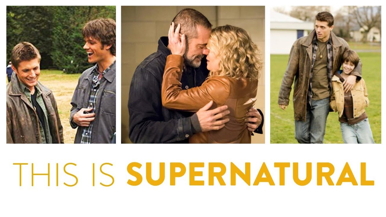 Supernatural - This Is Us Style