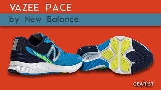 NEW BALANCE VAZEE PACE REVIEW | Gearist