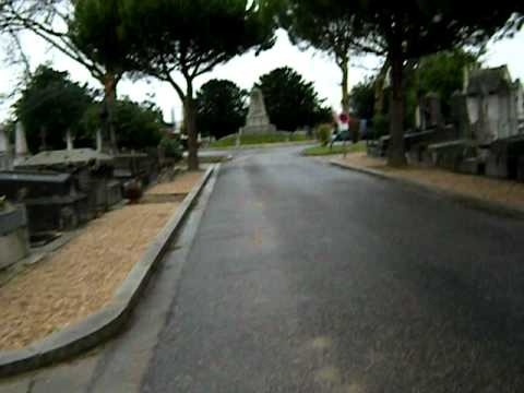 F1 -- An Inexpensive Option for a Hotel Near Paris, France, Overlooking a Cemetery!