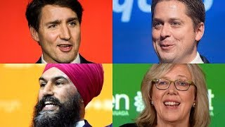 Polling The 2019 Federal Election: Where Do The Parties Stand?