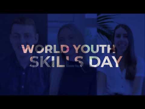 Celebrating World Youth Skills Day at AKKA