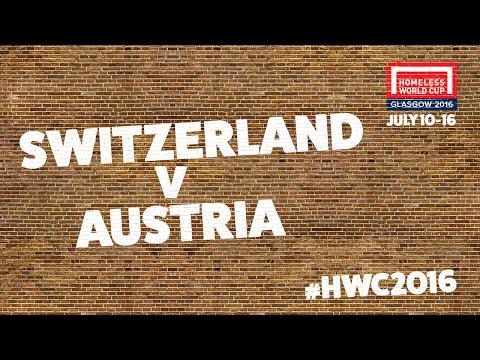 Switzerland v Austria | Men's Globe Semi Finals (B)