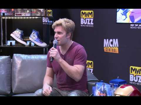 Vic Mignogna Interview @ MCM Birmingham Comic Con