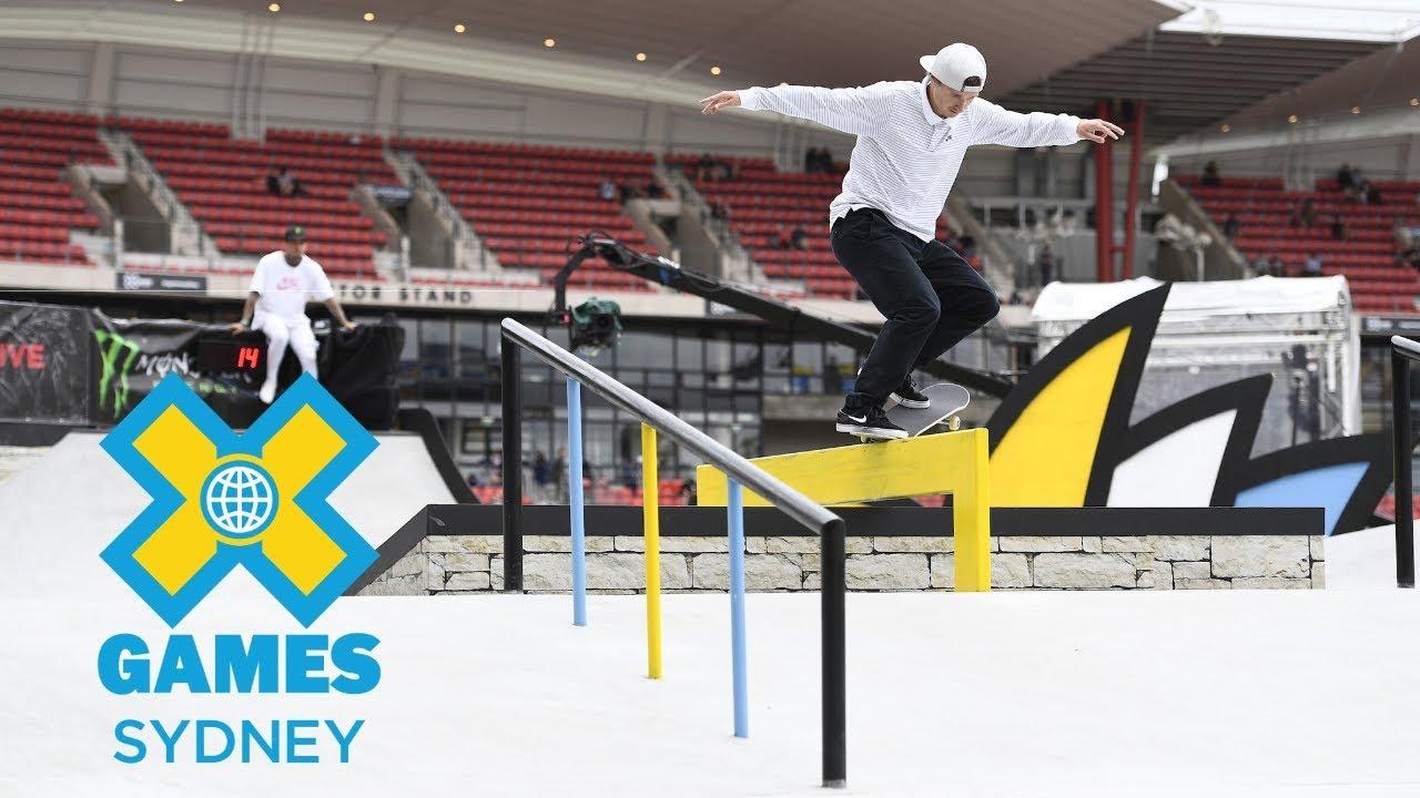 Men's Skateboard Street Final: FULL SHOW | X Games Sydney 2018