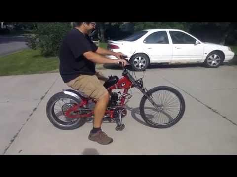Schwinn stingray OCC motorized bike