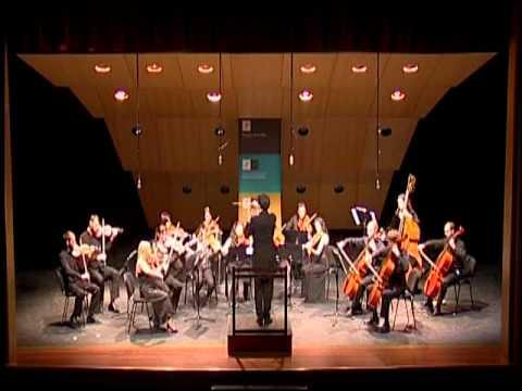 F Schubert Cuarteto De Cuerda Nº 14 Arreglo J Echeverría Scherzo Occm Youtube