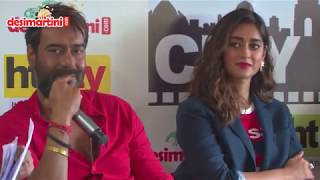 Baadshaho team interacts with their fans at HT House