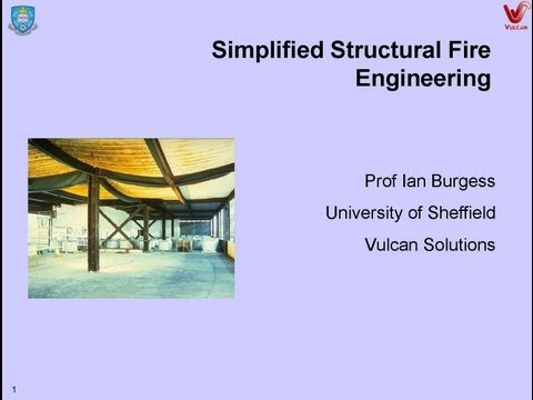Simplified Structural Fire Engineering