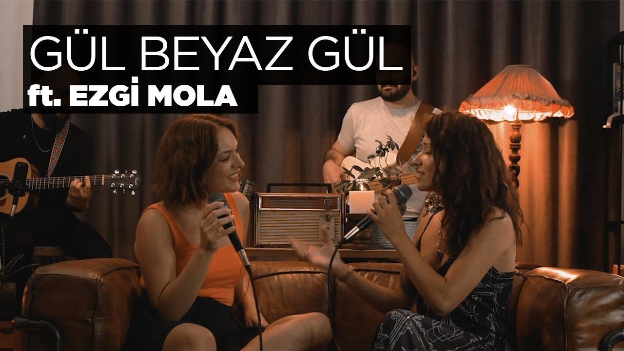 Zeynep Bastık ft. Ezgi Mola - Gül Beyaz Gül Akustik (Ümit Sayın Cover)