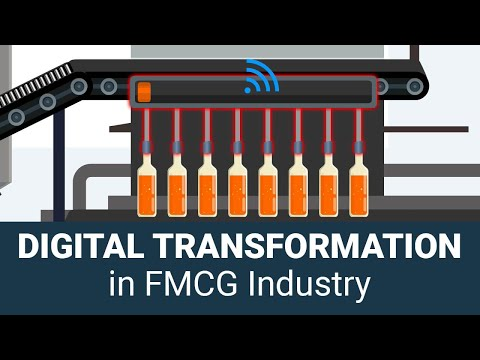 Digital Transformation In The Beverage Manufacturing Production Process
