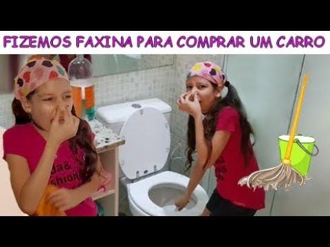 VIRAMOS FAXINEIRAS PARA COMPRAR UM CARRO NOVO