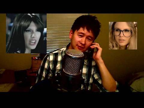 Taylor Swift You Belong With Me (Gerald Ko aka Singindork888  Cover)