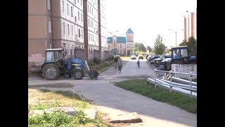 «Марий Эл Телерадио»: В Йошкар-Оле продолжается ремонт дорог