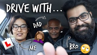 DRIVE WITH ME! *FAMILY ROAD TRIP FROM HELL*