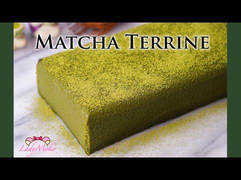 matcha-terrine-recipe-抹茶テリーヌレシピ|ladymoko毛毛