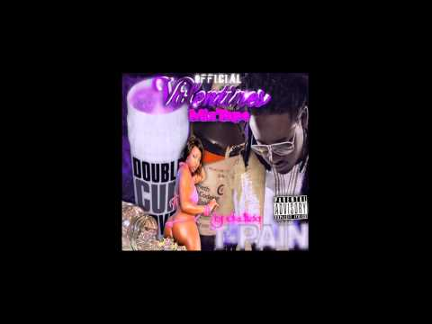 T-Pain - Phantom - Sippin Pink Valentine Mixtape