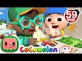 Cody's Special Day Song  + More Nursery Rhymes & Kids Songs - CoComelon