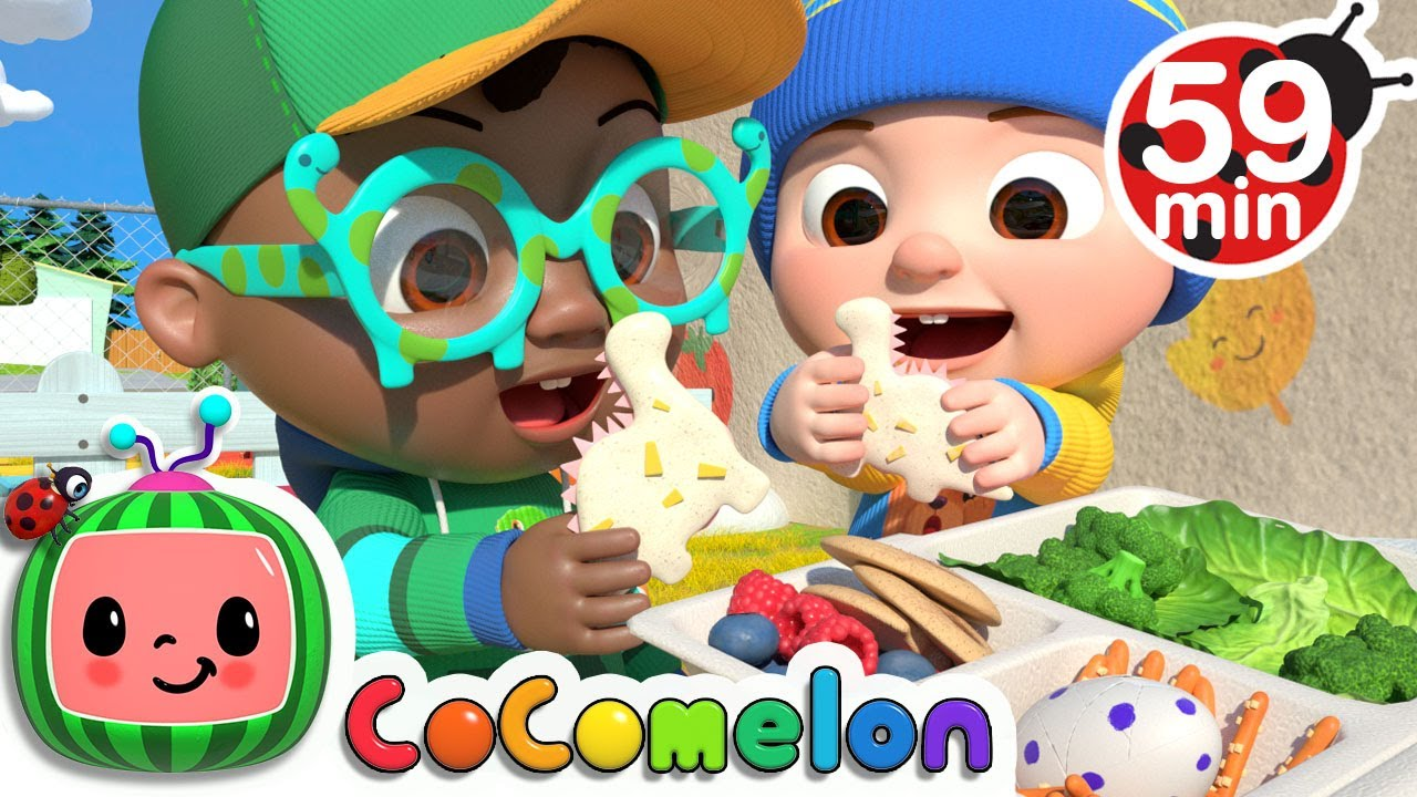 Download Cody's Special Day Song  + More Nursery Rhymes & Kids Songs - CoComelon