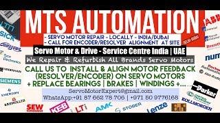 MTS Automation Servo Motor Drive Repair Dubai Abudhabi Sharjah Ajman Oman GCC Bahrain Kuwait Qatar