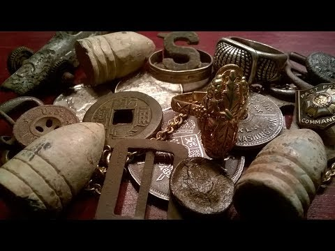 Amazing metal detecting finds from Washington state!