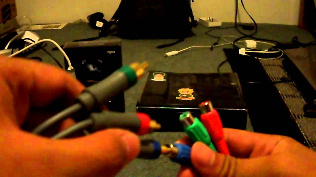 Elgato Game Capture HD Tutorial Uses Of The Component
