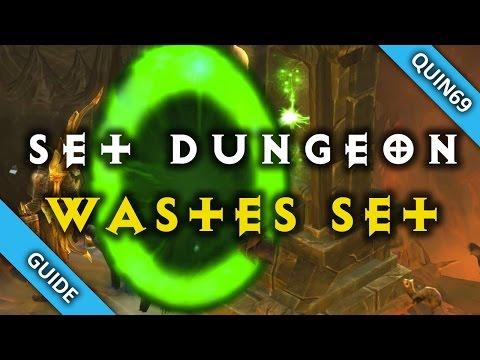 Diablo 3 - Set Dungeon Locations (Patch 2.4)   FunnyDog.TV