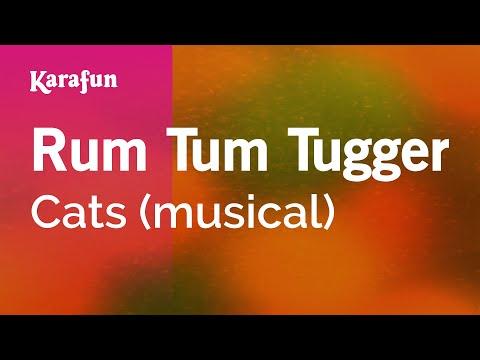 Karaoke Rum Tum Tugger - Cats *