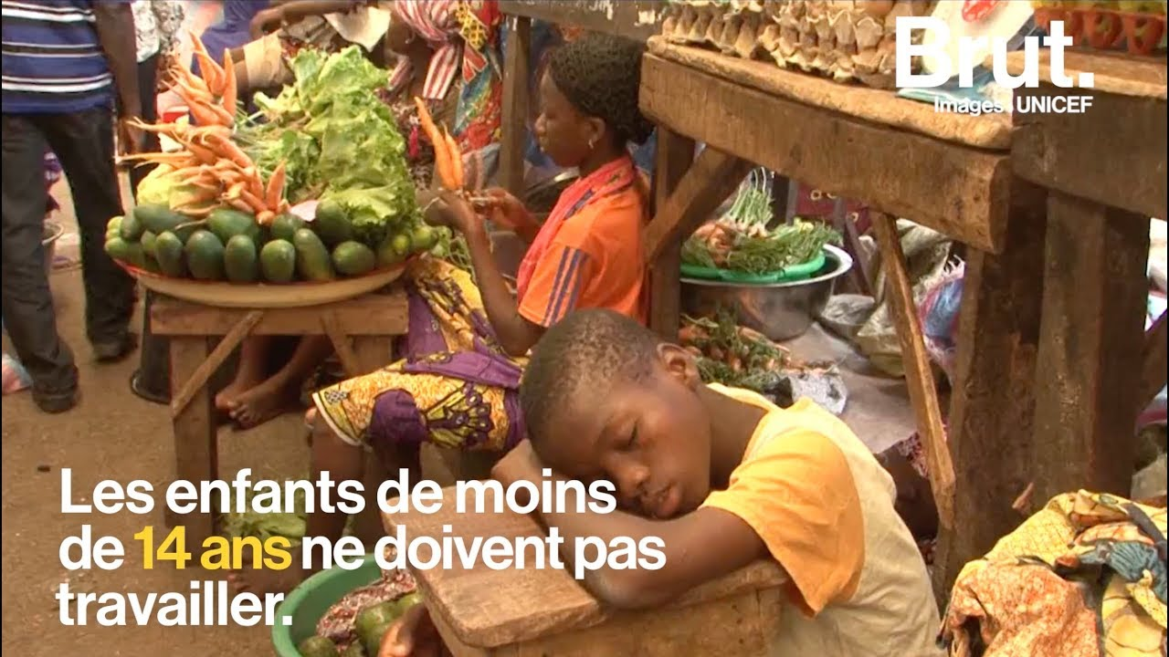 Les Vidom Gons Les Enfants Esclaves Du B Nin Youtube