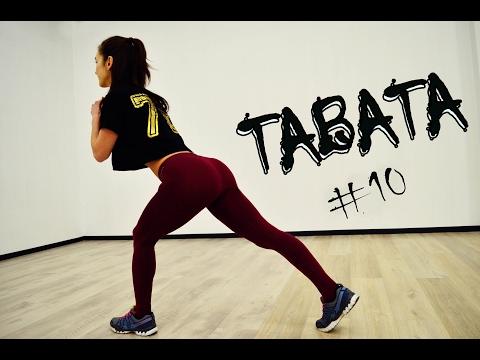 ↯↯ЖИРОСЖИГАЮЩАЯ ТАБАТА ТРЕНИРОВКА↯↯ [#10]