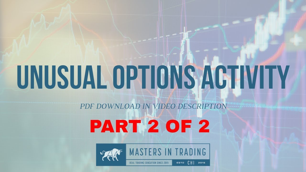 [Part 2 of 2] UNUSUAL OPTIONS ACTIVITY TRADE EXAMPLE | $KEYS EARNINGS TRADE