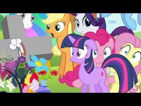Rainbow Dash's Death(?) Part Three