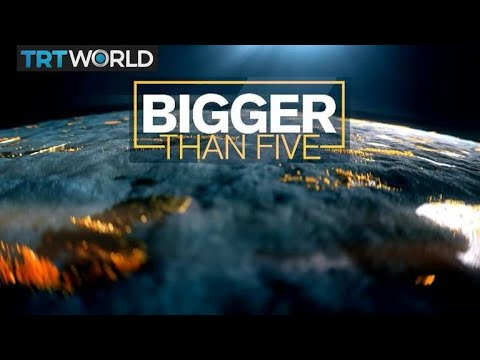 The 'World' Bank | Bigger Than Five
