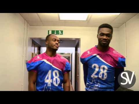 Coventry University Jets Vs Northampton Nemesis Pre Game & Post Match Interview   American Football