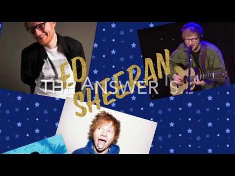 Guess that song (ed sheeran)