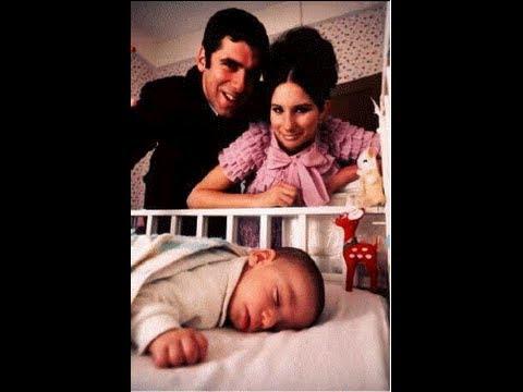 "Barbra Streisand ""Not While I'm Around"" tribute to son Jason Gould"