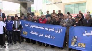 فيديو جيش الاحتلال يغلق محطة إذاعية فلسطينية