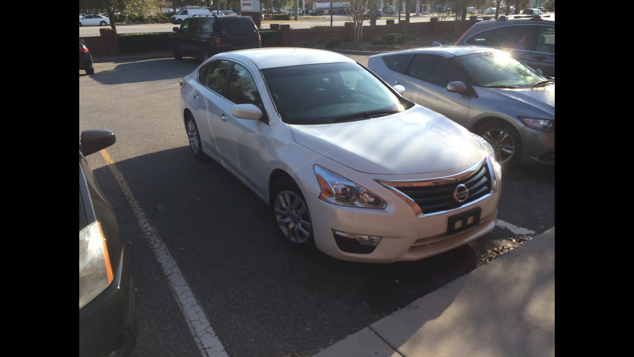 2013 Nissan Altima S Review