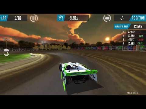 Dirt Trackin' 2 Brownstown Speedway hot laps