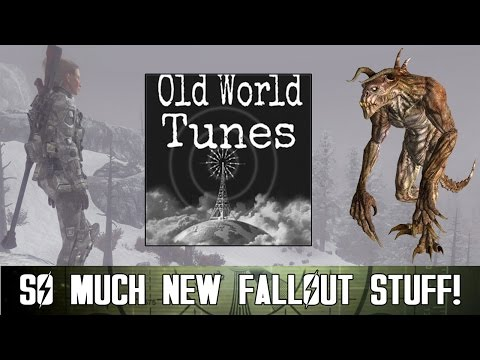 Fallout: The Frontier, New Fallout Rap, & Old World Tunes!