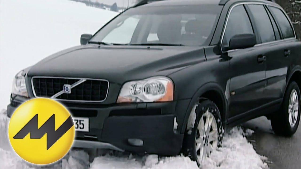 Dauertest Volvo Xc 90 D5 Das Schweden Suv Im Langzeittest Youtube
